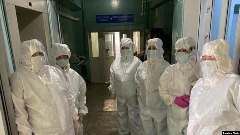 Photo of В Башкирии более 500 медработников заразились коронавирусом. Страховые выплаты получили только 13