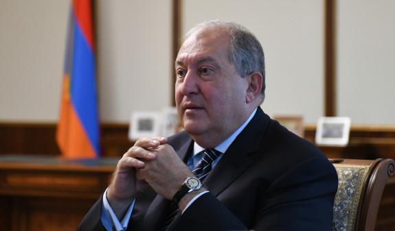 Photo of Նախագահ Արմեն Սարգսյանը հարցազրույց է տվել ռուսաստանյան «Սպուտնիկ» գործակալությանը