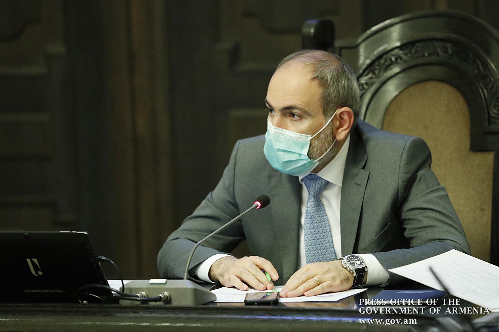Photo of Կառավարությունում տեղի է ունեցել ՀՀ-ում կորոնավիրուսի տարածումը կանխարգելող աշխատանքները համակարգող հանձնաժողովի նիստ