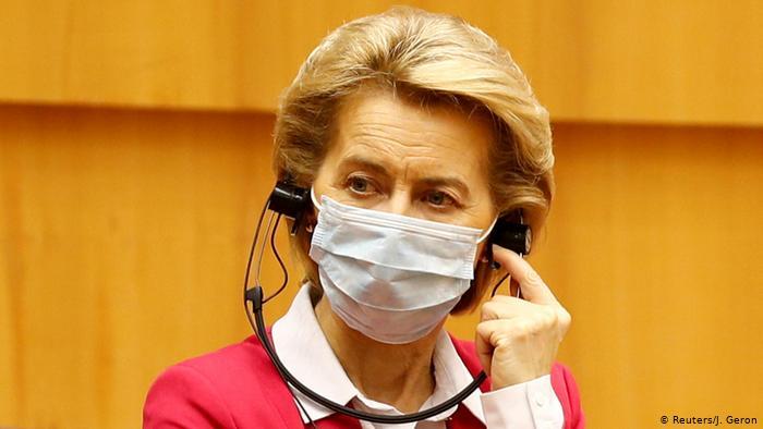 Photo of Еврокомиссия представила план восстановления ЕС после пандемии