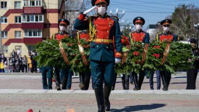 Photo of В России отмечают 75-летие Победы