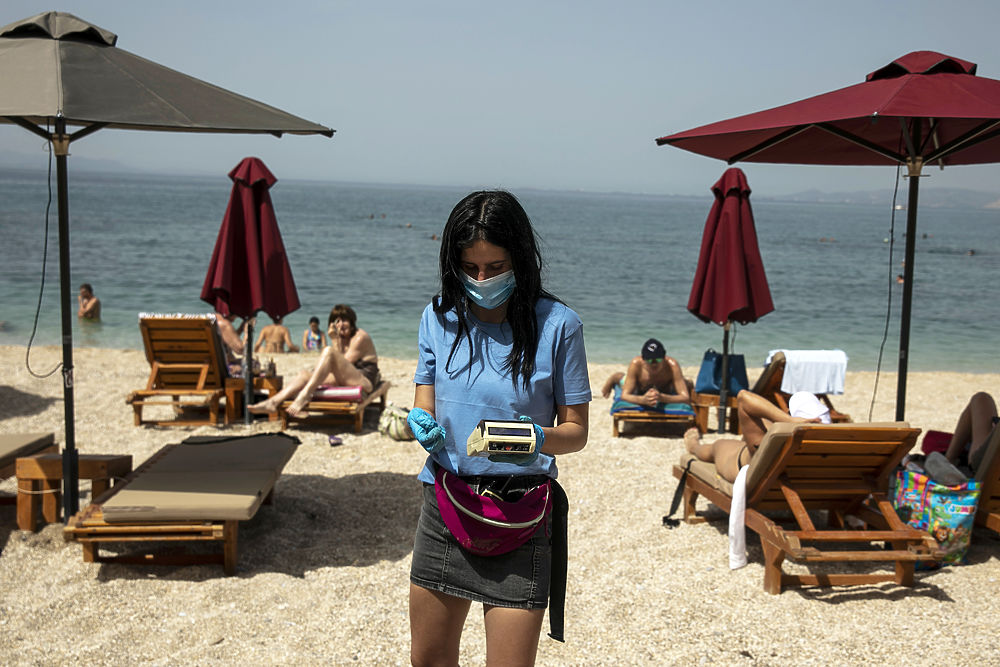 Photo of Греция открылась после коронавируса: пляжные кадры