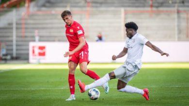 Photo of «Бавария» обыграла «Унион» (2:0) и сохранила 4-очковый отрыв от «Дортмунда»