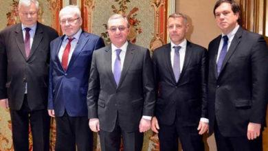 Photo of Мнацаканян обсудил с посредниками перспективу министерской встречи по карабахскому урегулированию