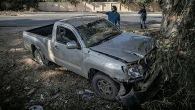 Photo of Силы Хафтара обстреляли ракетами посольства Турции в Ливии