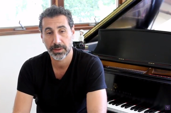 Photo of Танкян рассказал о планах System of a Down в этом году дать концерт в Армении