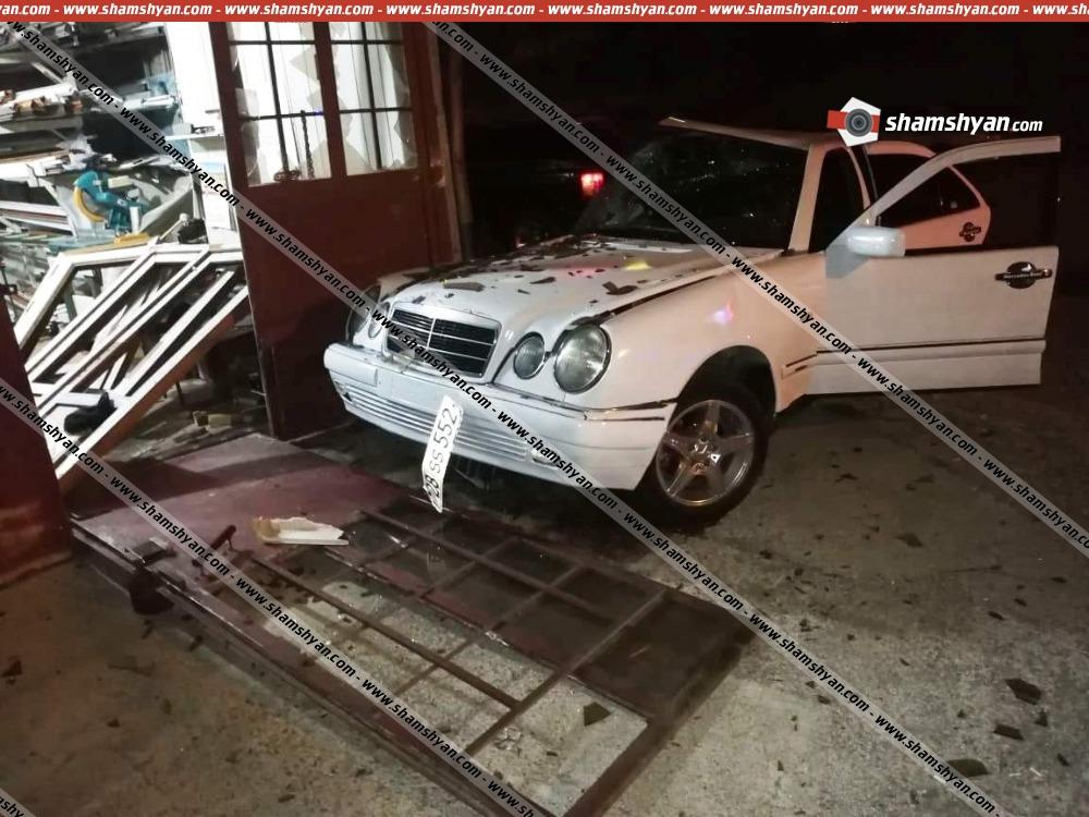 Photo of Ողբերգական ավտովթար Լոռու մարզում. 30-ամյա վարորդը Mercedes-ով բախվել է շինության պատին. վերջինս հիվանդանոց տեղափոխվելու ճանապարհին մահացել է