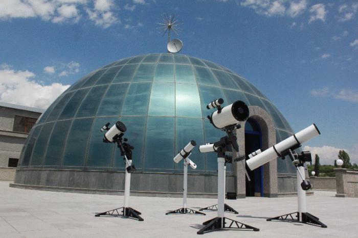 Photo of Բյուրականի աստղադիտարանը շարունակում է կանոնավոր կերպով իրականացնել իր գործունեությունը