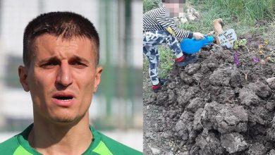 Photo of Футболист признался в убийстве пятилетнего сына