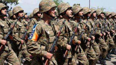 Photo of 9 Мая 1992 был объявлен днем создания Арцахской Армии обороны