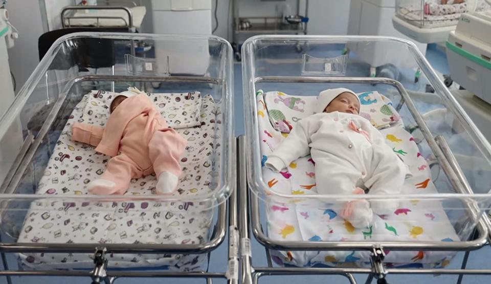 Photo of Էրեբունի ԲԿ ծննդատանը ծնվել է 580 գրամ քաշով աղջիկ