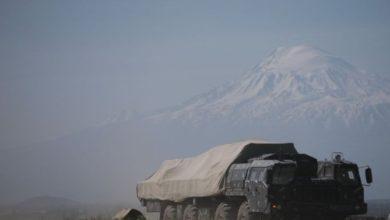 Photo of В Армении стартовали широкомасштабные боевые учения со «Смерчами»
