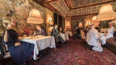 Photo of Ресторан в США будет подсаживать к посетителям манекены, чтобы им не было одиноко