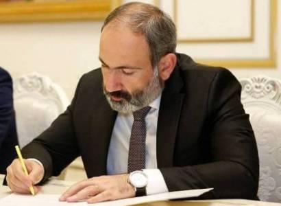 Photo of Никол Пашинян подписал новое решение о создании рабочей группы
