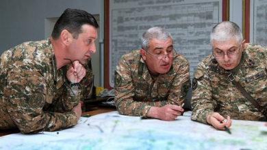 Photo of Армия обороны Арцаха приведена в состояние повышенной боеготовности