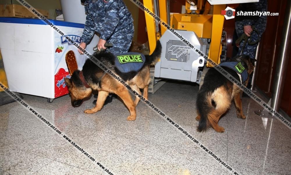 Photo of «Զվարթնոց» օդանավակայանում ռումբի մասին կեղծ ահազանգի հեղինակը ազգությամբ ռուս է
