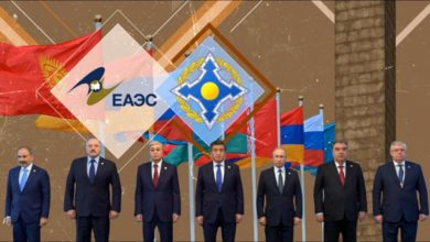 Photo of Армения: демократическое исключение в евразийских структурах  (анимационный видеоролик)