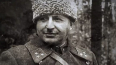 Photo of «Маршал Баграмян. Любовь на линии огня». Документальный фильм