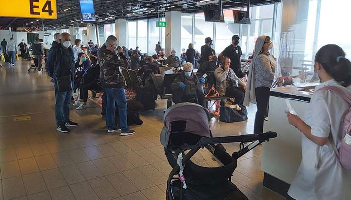 Photo of 52 гражданина Армении вернулись в страну из США через Амстердам