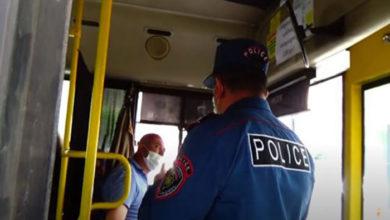 Photo of Пассажиров вывели из автобусов, а сами автобусы были доставлены на специально отведенную территорию