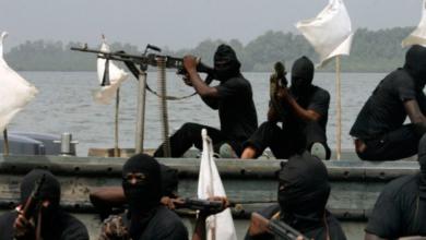 Photo of Девять грузинских моряков похищены с судна у берегов Нигерии