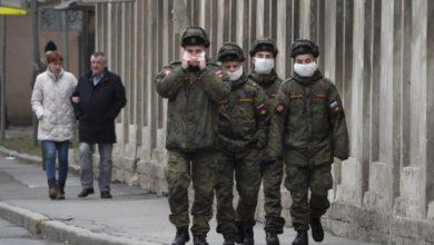 Photo of Более 1,6 тыс. российских военнослужащих заразились коронавирусом