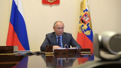 Photo of Путин 11 мая проведет совещание о возможном продлении режима нерабочих дней