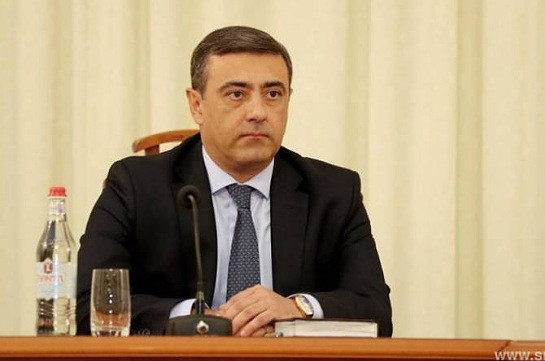 Photo of Директор СНБ Армении Эдуард Мартиросян не подавал заявления об увольнении