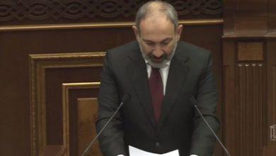 Photo of Пашинян «бросил камень в огород оппозиции» и объяснил рост преступности в стране