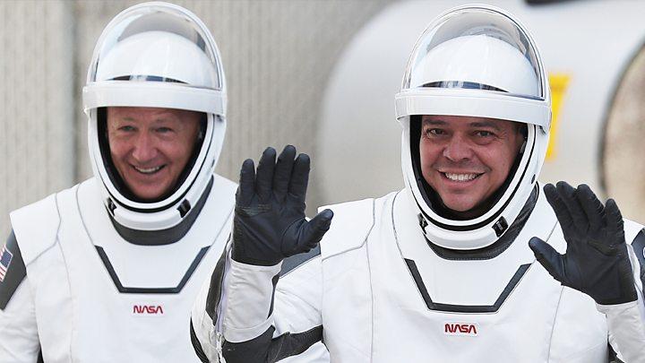 Photo of Корабль «Драгон» Илона Маска успешно стартовал к МКС с мыса Канаверал. Как это было