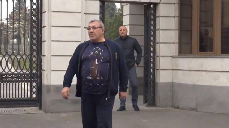 Photo of Суд удовлетворил ходатайство об аресте Рубена Айрапетяна и его 4-х друзей по обвинению в пытках и незаконном лишении человека свободы