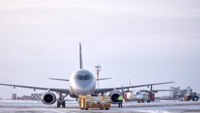 Photo of Самолет Санкт-Петербург — Уфа подал сигнал тревоги и возвращается в Пулково