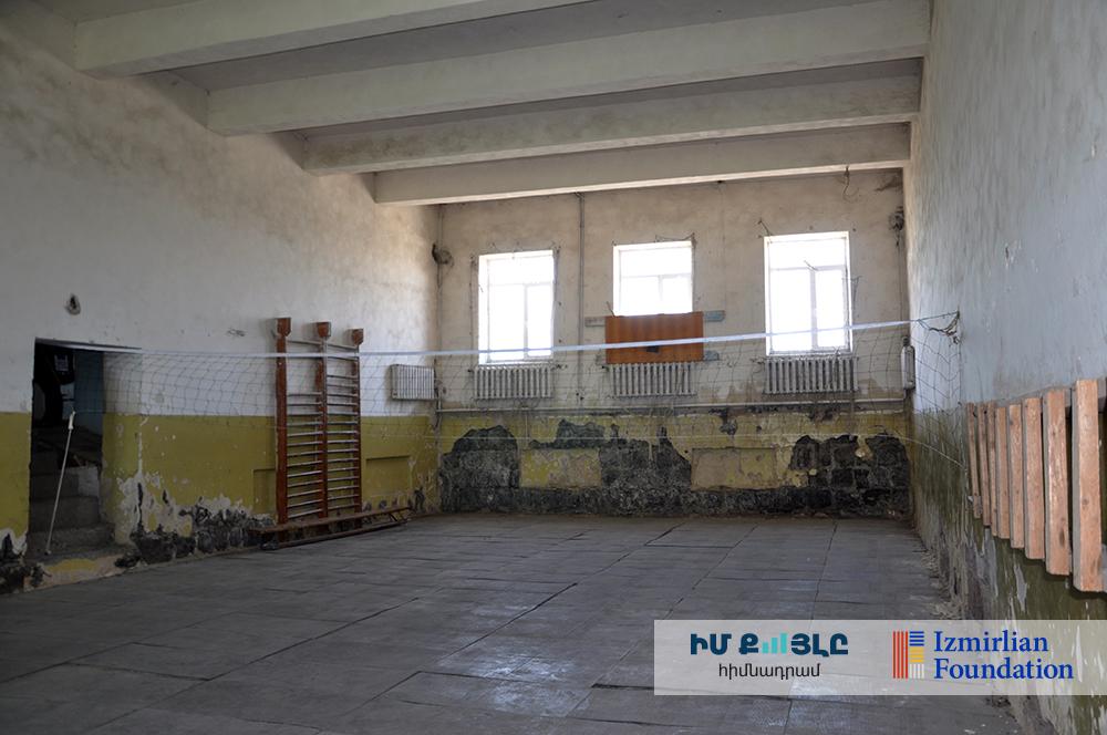Photo of Կիրականացվի Այգեշատ ու Տանձուտ համայնքների միջնակարգ դպրոցների մարզադահլիճների ու սանհանգույցների հիմնանորոգումը և կահավորումը