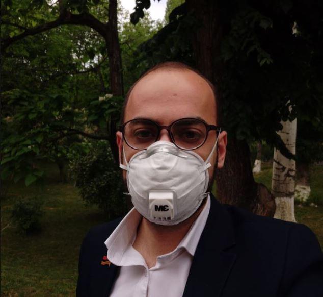 Photo of «Անմիջապես հանձնել եմ RT-PCR թեստ»․ Արթուր Հովհաննիսյան