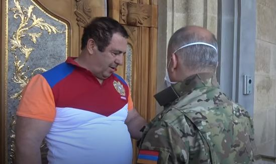 Photo of ՀՀ ԱԱԾ-ն Ծառուկյանին առնչվող նոր տեսանյութ է հրապարակել