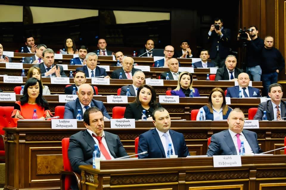 Photo of «Բարգավաճ Հայաստան» կուսակցությունը հայտարարություն է տարածել