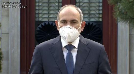 Photo of Пашинян не исключил наличия 18-20 тыс. асимптомных больных коронавирусом в Армении