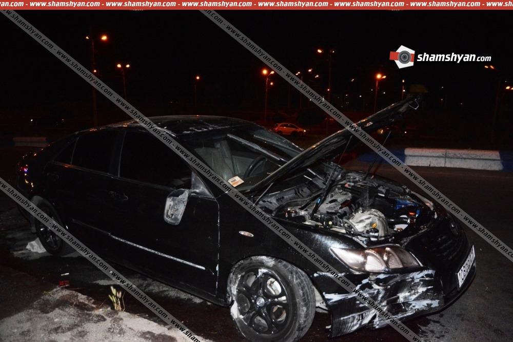 Photo of Ավտովթար Երևանում. կան վիրավորներ