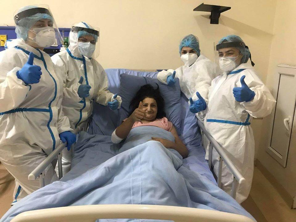 Photo of Նոր կորոնավիրուսը հաղթահարել է շաքարային դիաբետով, հեմոդիալիզ ստացող 47-ամյա կինը