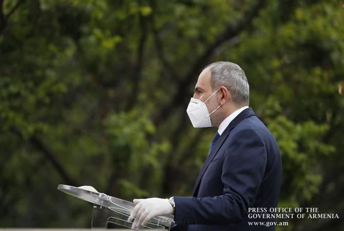 Photo of Пашинян предлагает два варианта в ситуации, вызванной коронавирусом