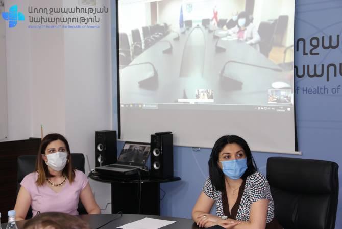 Photo of Հայ և վրացի մասնագետներն առցանց հանդիպմանը ներկայացրել են COVID-19-ի դեմ պայքարի փորձը