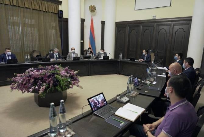 Photo of Կառավարությունում քննարկել են Հայաստանում առկա կիսակառույց շինությունների հետ կապված հարցեր