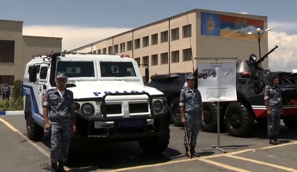 Photo of Ոստիկանության զորքերը պատրաստ են կանգնել հզորացած հայոց բանակի կողքին