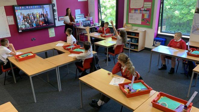 Photo of Коронавирус: в Англии открылись школы, в Италии говорят, что вирус стал менее опасным. BBC