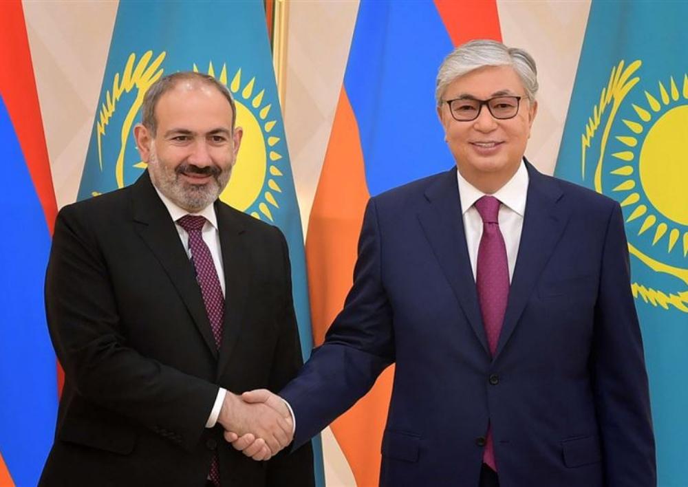 Photo of Վարչապետին ծննդյան օրվա առթիվ շնորհավորական ուղերձ է հղել Ղազախստանի նախագահը