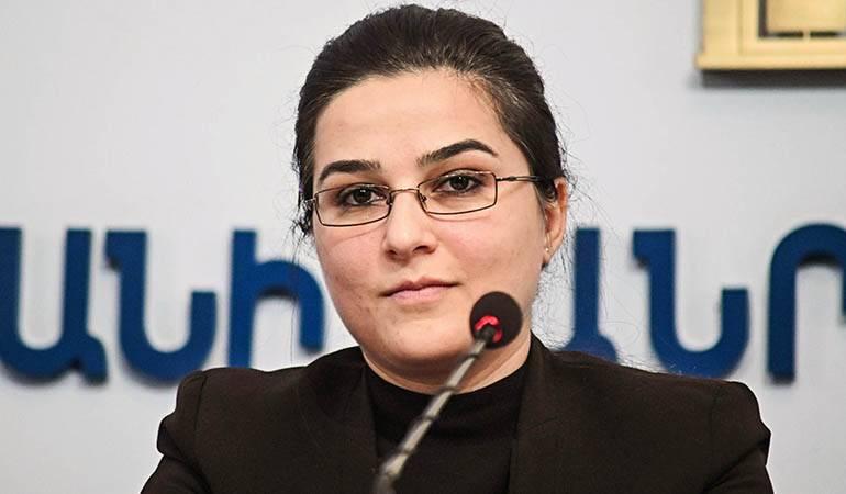 Photo of ՀՀ ԱԳՆ մամուլի խոսնակ Աննա Նաղդալյանի մեկնաբանությունն ադրբեջանական իշխանական տարբեր օղակների ռազմատենչ հայտարարությունների առնչությամբ