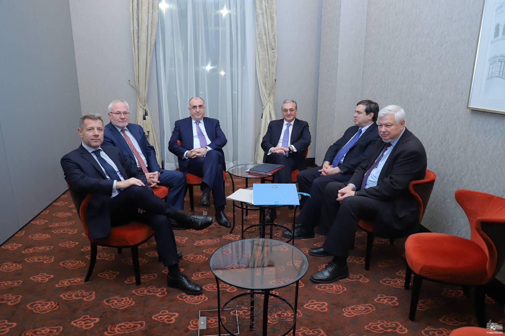 Photo of Стартовала видеоконференция глав МИД Армении и Азербайджана