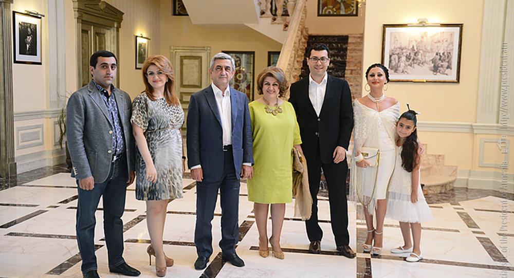 Photo of Սերժ Սարգսյանի ընտանիքի մասին Փաշինյանի հրապարակած փաստերով իրավապահներն արդեն զբաղվում են. armeniasputnik.am