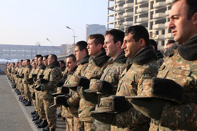 Photo of Ситуация с коронавирусом в ВС Армении стабильная — замминистра