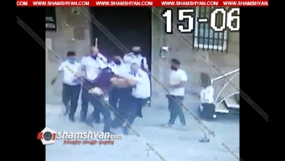 Photo of Տեսախցիկն արձանագրել է՝ ինչպես են Երևանում ԴԱՀԿ աշխատակիցները բռնություն կիրառում քաղաքացու նկատմամբ